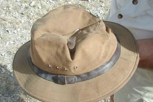 Rick's Hat 1