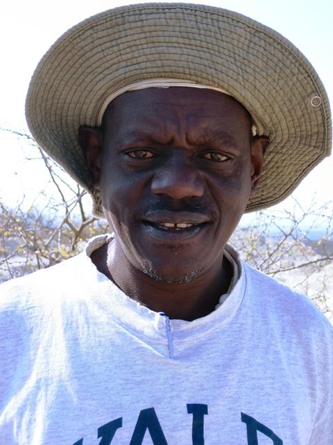 portrait of Kamula Kawaya