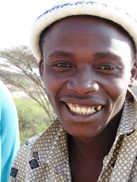 portrait of Kivai Nzuve