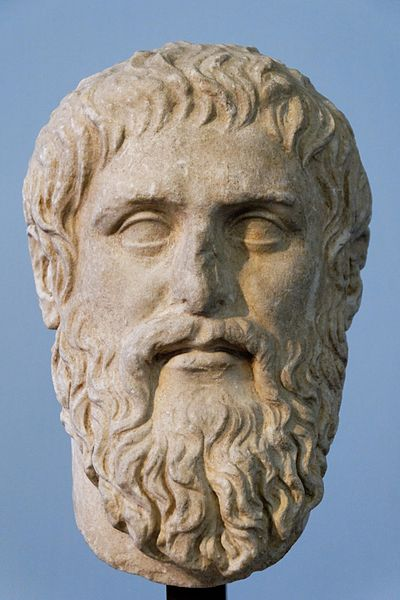 Sculpture of Plato taken from Wikipedia