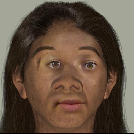 <--- Me as a Homo floresiensis