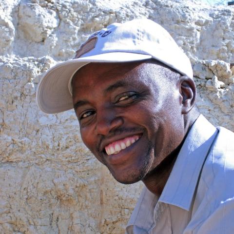portrait of Benard Mukilya