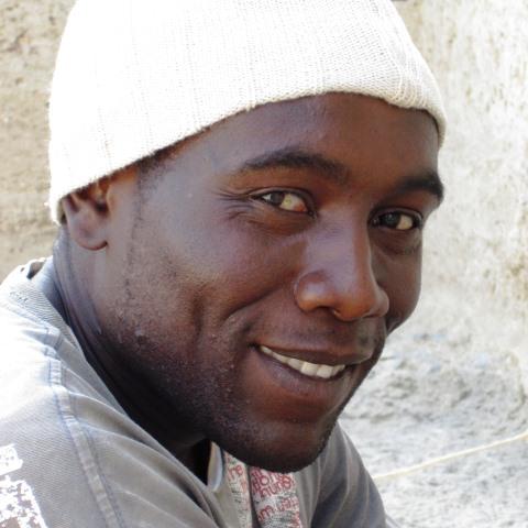 portrait of Kilonzo Mumo