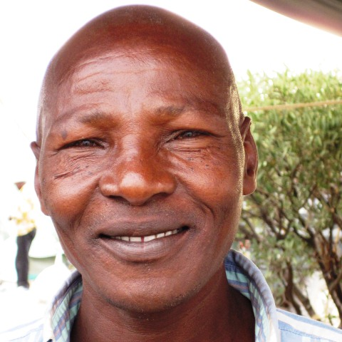 portrait of King'ola Ndambuki