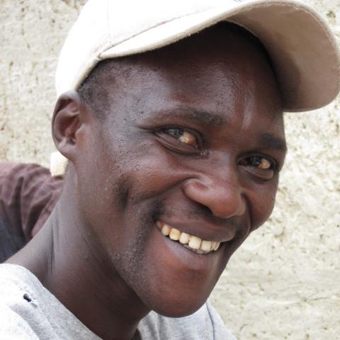 portrait of Munyae Kinyamasio