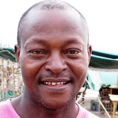 portrait of Musyoka Kilonzi