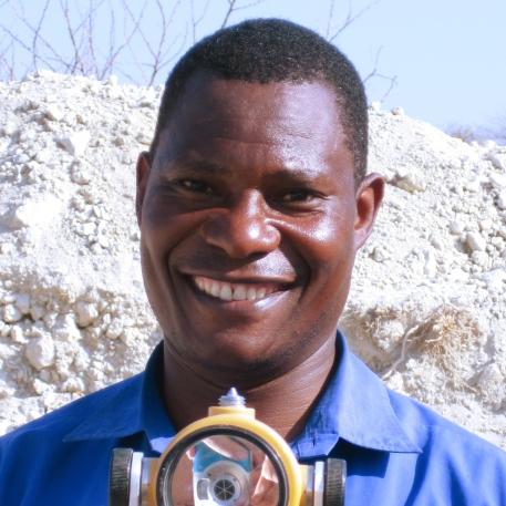 portrait of Nzioki Mativo