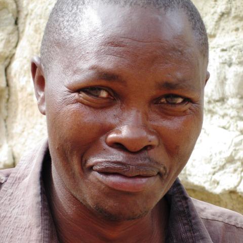 portrait of Richard Kinyua